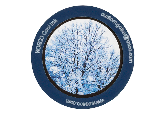 Rosco Cool Ink Plastic Gobos