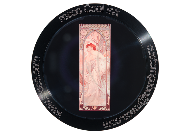 Rosco Cool Ink HD Gobos